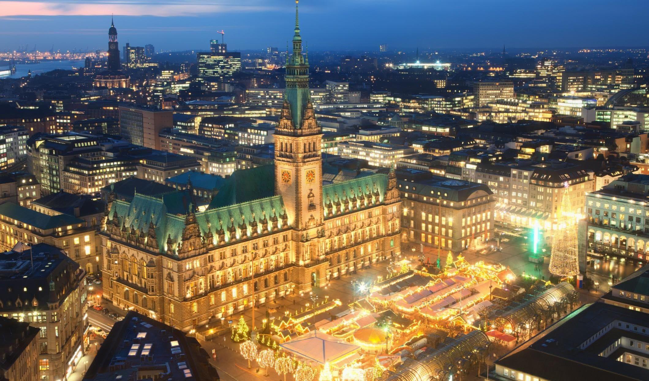 Assicurazione medica, bagaglio e annullamento per viaggio per Amburgo