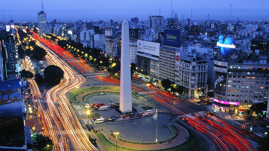 Assicurazione medica, bagaglio e annullamento per viaggio a Buenos Aires